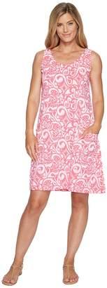 Fresh Produce Wander Drape Dress Women's Dress
