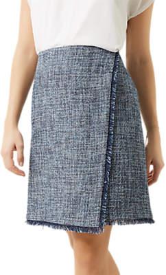 Fenn Wright Manson Petite Natalie Skirt, Navy