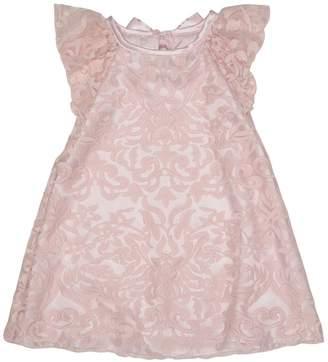Biscotti Bow Back Dress