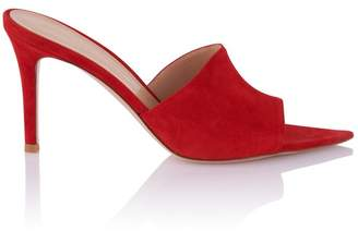 Gianvito Rossi Pointed Footbed Mule