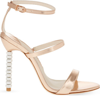 603b7be4d Sophia Webster Rosalind crystal heeled sandals