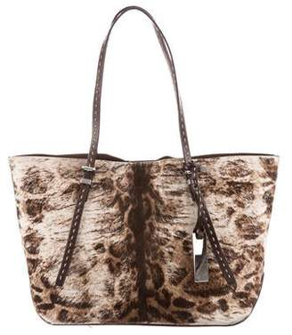 8e9b9f7ed019 Michael Kors Pony Hair Tote Bag