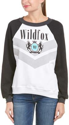 Wildfox Couture Beverly Hills Academy Sweatshirt
