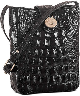 Brahmin Marley Melbourne Embossed Leather Crossbody