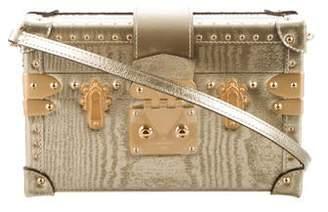 Louis Vuitton 2018 Gold Petite Malle w/ Tags