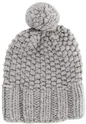 MICHAEL Michael Kors Knit Pom Pom Beanie
