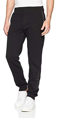Calvin Klein Men's Sweatpant with Logo Detail