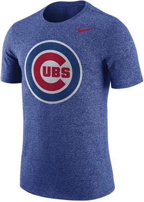 Nike Men's Chicago Cubs Marled T-Shirt