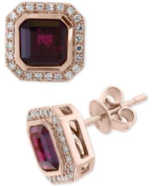 1632005a139496 Effy Rhodolite Garnet (3-9 10 ct. t.w.)   Diamond (