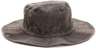 David & Young Strapped Bucket Hat - Men's