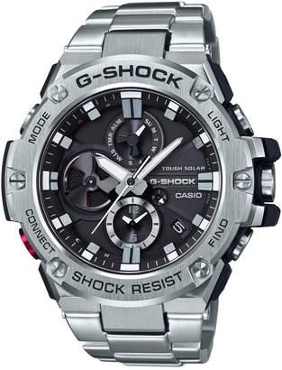 Casio G-Steel Chronograph Watch