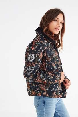 Blank NYC BLANKNYC Tapestry Flight Jacket