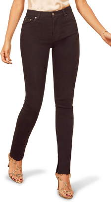 Reformation Riley Skinny Jeans
