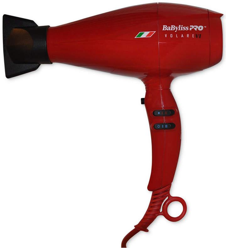BabylissBabyliss Pro Volare Ferrari Red V1 Dryer