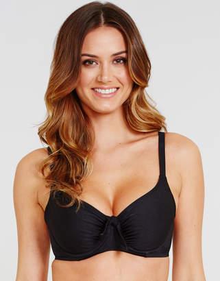 Pour Moi? Pour Moi Azure Non Padded Underwired Bikini Top