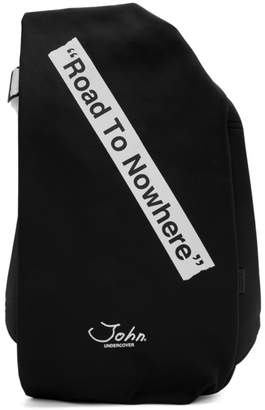 Côte and Ciel Black John Undercover Edition Road To Nowhere Isar L Backpack