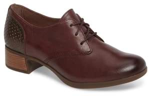 Dansko 'Louise' Round Toe Derby