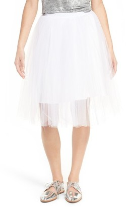 Women's Wildfox Tulle Skirt $98 thestylecure.com