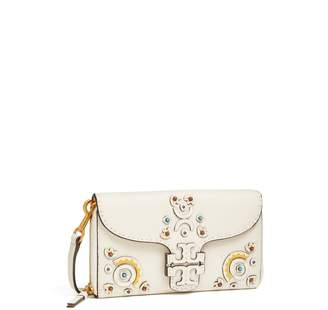 McGRAW EMBELLISHED WALLET CROSSBODY