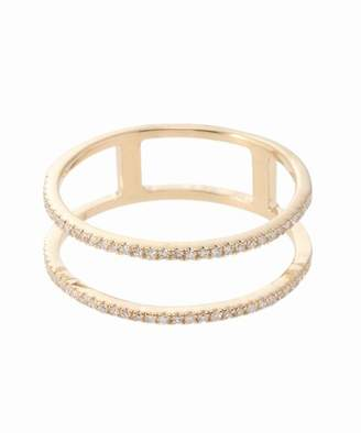 Deuxieme Classe (ドゥーズィエム クラス) - Deuxieme Classe ◇RUEBELLE DESIGN DIAMOND W RING