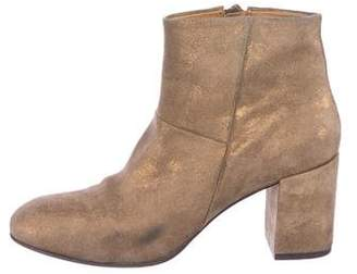 Coclico Suede Ankle Boots