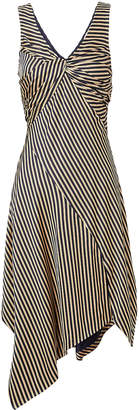 Jonathan Simkhai Striped Dress