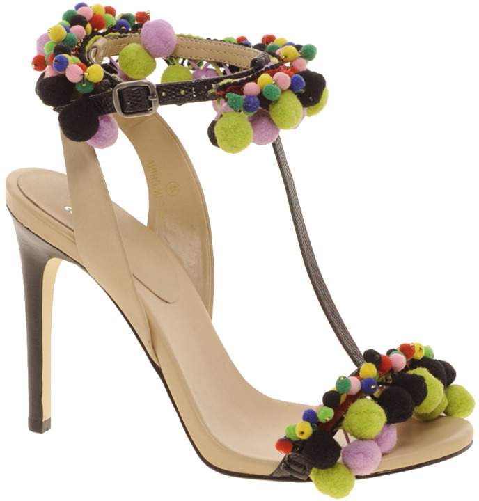 Celebrity Shoe Trend T Bar Heels Wedges And Sandals Are