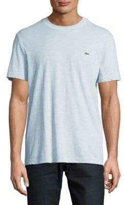 Lacoste Heathered Logo T-Shirt