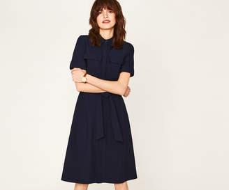 Oasis SAFARI MIDI SHIRT DRESS