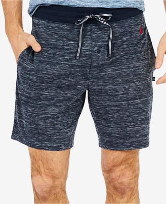Nautica Men's Space-Dyed Sleep Shorts