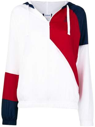 Reebok zip front sports jacket