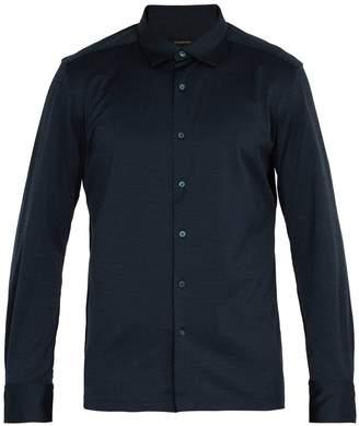 Ermenegildo Zegna Single-cuff cotton shirt