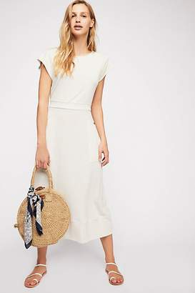 The Endless Summer Fp Beach Anzi Midi Dress
