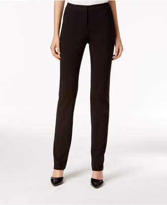 Alfani Modern Straight-Leg Pants, Created for Macy's
