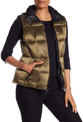 Andrew Marc Mikaela Quilted Vest