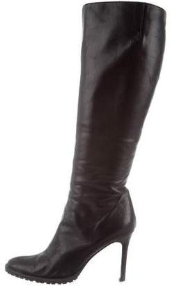 Vicini Knee-High Leather Boots