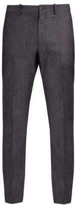 Connolly - High Rise Denim Trousers - Mens - Blue