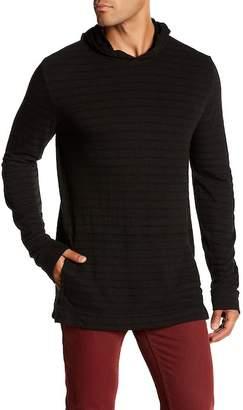 Velvet by Graham & Spencer Stripe Hooded Pullover