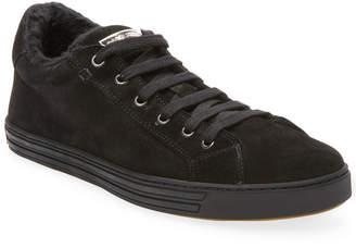 DSQUARED2 Velour Montone Sneaker