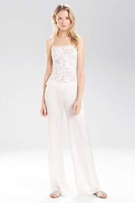Josie Natori Underpinnings Allover Stretch Lace Camisole