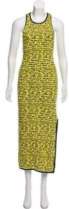 Rag & Bone Patterned Maxi Dress