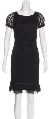 Tory Burch Lace Knee-Length Dress