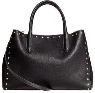 H&M Shopper with studs - Black