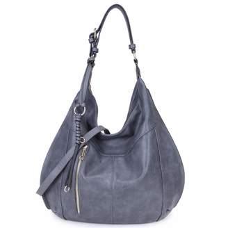 621fcf5313 at Amazon Canada · Dasein Hobo Shoulder Bag Top Zip Handbag Large w Crossbody  Strap
