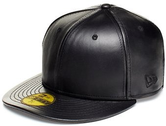 Juicy Couture Leather Baseball Hat