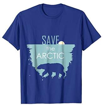 Save the Arctic T-Shirt Save the Bears
