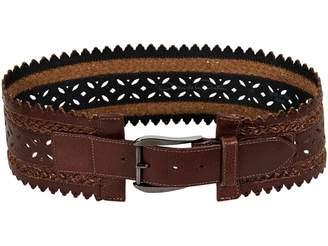 Oscar de la Renta Leather belt