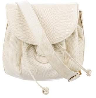 Judith Leiber Karung Flap Crossbody Bag