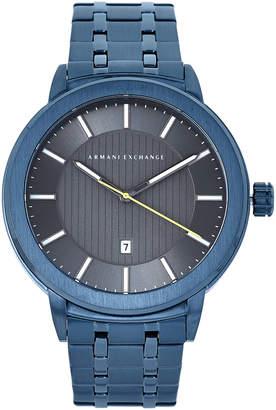 Armani Exchange AX1458 Blue-Tone Watch