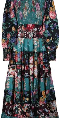 Zimmermann Allia silk dress